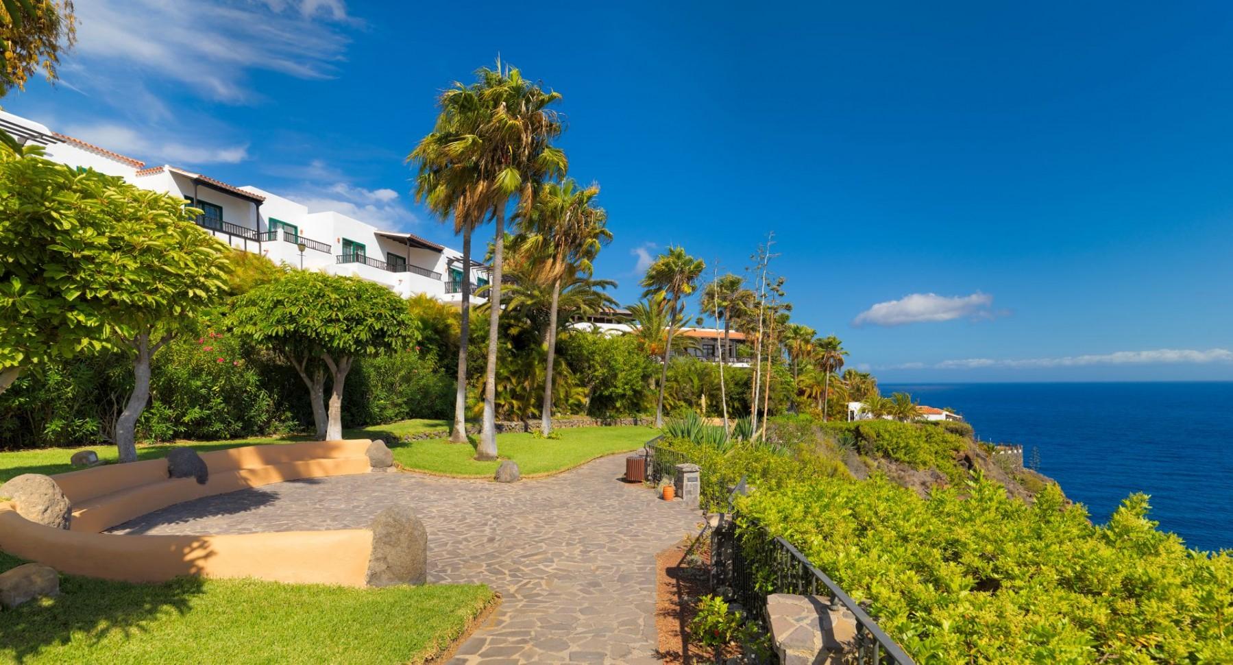 Jardin tecina for La gomera hotel jardin tecina