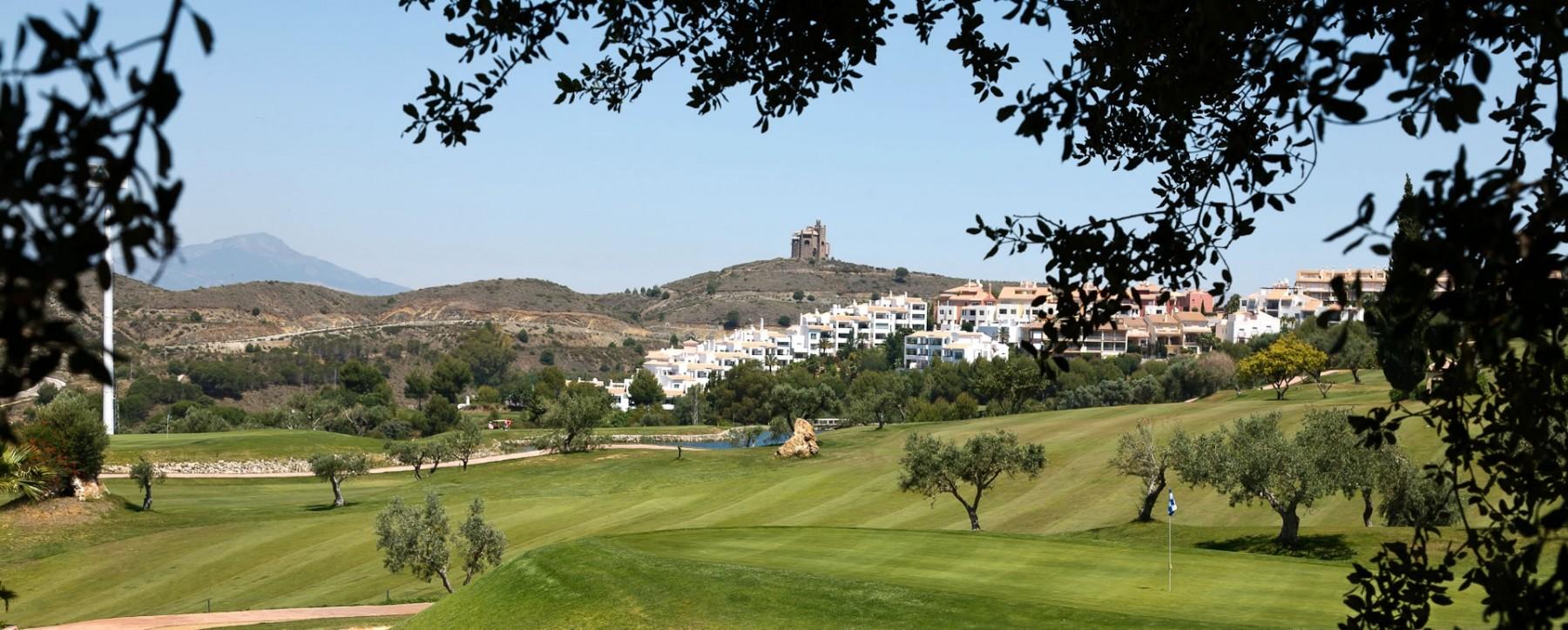 Alhaurin Gc Spanien Golfpl 228 Tze