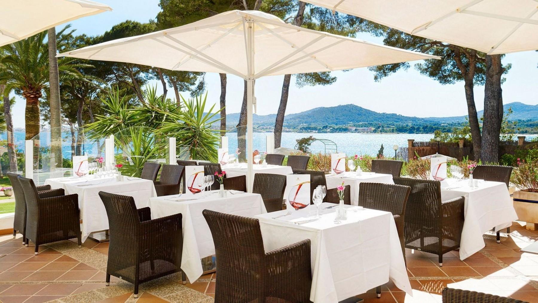 Restaurant Terasse Tours