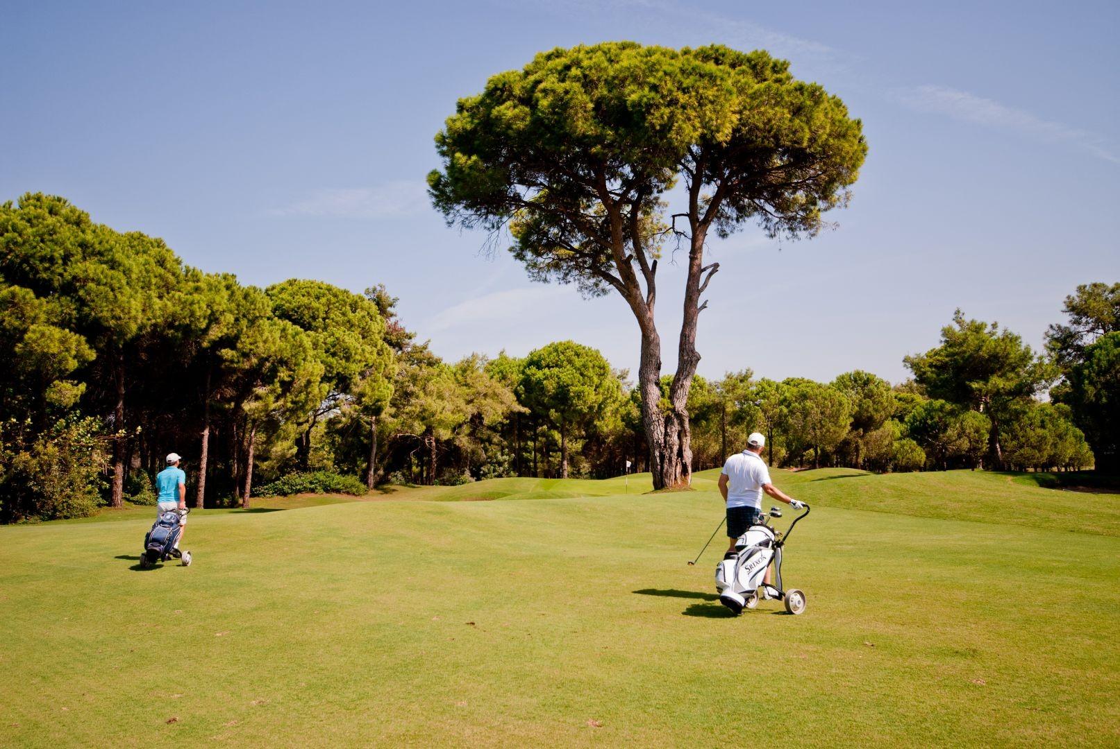 Antalya GC - Pasha Course