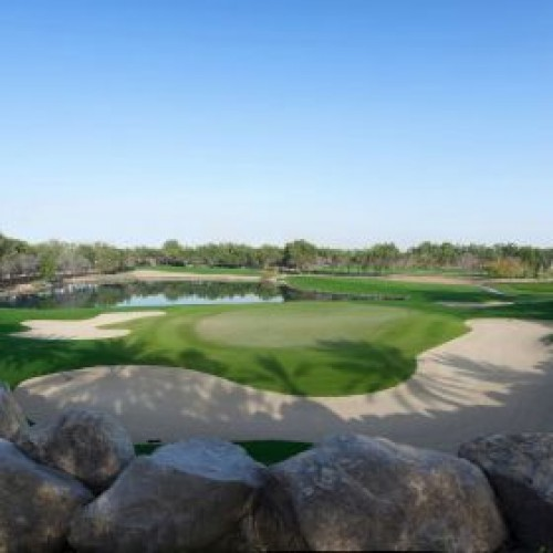 Abu Dhabi GC - National Course