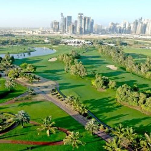 Emirates GC - Majlis Course
